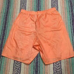 3/$35 Vintage coral shorts